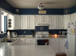 Appliances Cream Modular Kitchen Style Painted Cabinets How To Paint