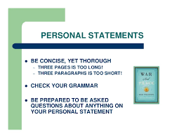 law school personal statement