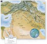 mesopotamia in the Bible