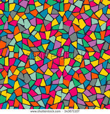 Mosaic Pattern Best Seamless Color Mosaic Pattern Stock Vector Royalty Free 48
