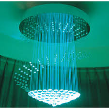 china fiber optic chandelier for hotel wedding hall chandelier customized your request height and