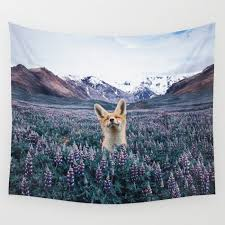 why do you love nature wall tapestry by karencantuq 240135774095