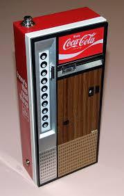 Coca Cola Vending Machine Radio Fascinating Vintage Coca Cola Vending Machine Novelty AMFM Radio Jac Flickr