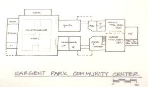 Town of Belmont  New Hampshire Plan NH Charrette  middot  PlanNH Charrette Concept  An indoor basketball court