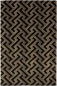 mugal black area rug  rugs  pinterest