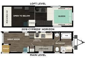 cypress horizon floor plan