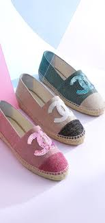 Chanel Espadrilles Size Chart Chanel Espadrilles I Love These Watch The Chanel Sizing