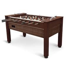 eps outdoor foosball table wicker
