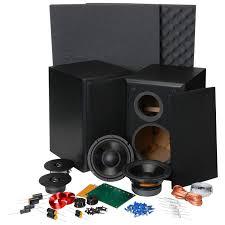br 1 6 1 2 2 way bookshelf monitor speaker kit