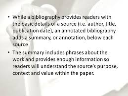 Image titled Write an Annotated Bibliography Step