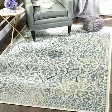 gray area rug 5x7 yellow