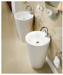 bathroom pedestal sinks. Fine Sinks Click To See Larger Image Throughout Bathroom Pedestal Sinks M
