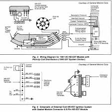 what is an ignition module? corvetteforum chevrolet corvette GM Ignition Switch Wiring Diagram at Gm Ignition Module Wiring Diagram Free Picture