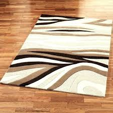 chocolate brown area rug large size of dark rugs wonderful phenomenal gratify ch cream solid