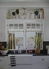 Skip to main search results. 48 Trendy Kitchen Window Shelf Curtains Laundry Rooms Kitchen Window Shelves Above Window Decor Window Decor