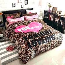 leopard print comforter animal print bedding leopard print bedding gallery of pink leopard print bedding animal