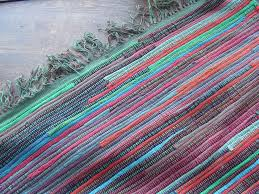 flooring rugs traditional rag weaving design for your