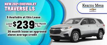 Kearny Mesa Chevrolet Chevrolet Dealer In San Diego Ca
