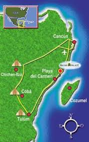 Our experience in riviera maya and cancun. Mayan Resort Riviera Maya Maps And Directions