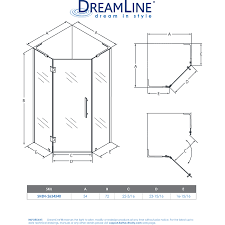 unidoor x is part of dreamline unidoor collection the most versatile line of shower doors and enclosures on the market