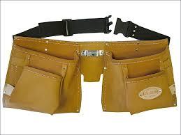 faithfull leather faidtnp3 double tool nail pouch 2070 p jpg