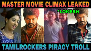 Master Movie Climax Leaked Troll ...