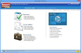 Resumemaker Awesome Amazon ResumeMaker Professional Deluxe 48 [Download] Software