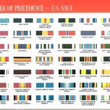 Army Ribbon Chart 2017 62 Cogent Air Force Decoration Chart