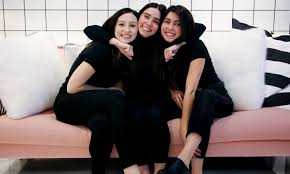 Meet Danielle Lenczuk, Nicole Galanti, and Casey Galanti of Bow ...