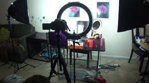 Youtube Set Up Lighting Starting A Youtube Channel 6 Vloggers Teach You All About
