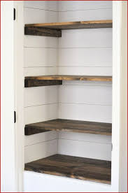 wood slat closet shelving awesome best 25 small pantry closet ideas on