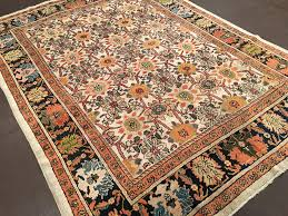 antique mahal carpet 51029
