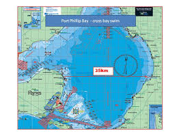 Marine Chart Port Phillip Bay Fishing Atlas For Port