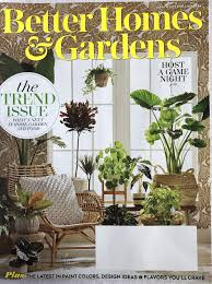 better homes garden march 2019 single issue 2019
