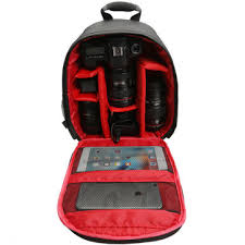 water-resistant <b>shockproof</b> travel carry <b>camera bag</b> backpack for ...