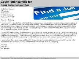 cover letter sample pdf download 4 internal audit cover letter