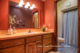Raising A Bathroom Vanity Replacing The Vanity Light Bar And Raising The Bar On Looks Too