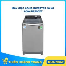 AQW-DR100ET - Máy giặt Aqua Inverter 10 Kg AQW-DR100ET - Chỉ giao khu vực  HCM