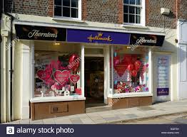 hallmark and thorntons cards and gifts blandford forum dorset england