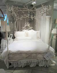 Decorative Shabby Chic Tree Branch Bed