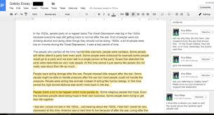 the writing process through the eyes of children special  each student then takes the pre filled outline out and uses this along the quotes they have found to write a rough draft out on a google classroom
