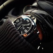 17 best ideas about panerai watches men s watches dark luminor panerai style men watch 5