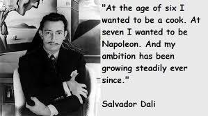 Salvador Dali Quotes Unique Salvador Dali Quote Salvador Dali Quotations Sayings Famous