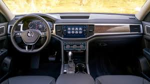 2018 volkswagen atlas interior.  2018 2018 volkswagen atlas sel  interior on volkswagen atlas interior
