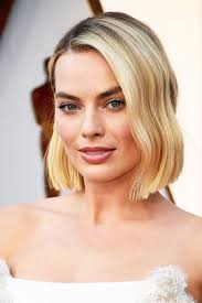 looking for a natural wedding day makeup look that actually looks natural margot robbie look was all about being fresh dewy and polished on the o red