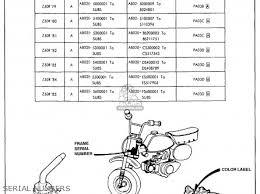 1982 honda z50 wiring diagram 1982 automotive wiring diagrams