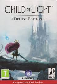 Child Of Light Box Art Child Of Light Deluxe Edition 2014 Box Cover Art Mobygames