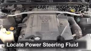 infiniti q interior fuse check infiniti q l v check power steering level infiniti q45 1997 2001