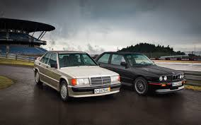 BMW Convertible bmw vs mercedes drift : Mercedes-Benz 190E 2.3-16 vs. E30 BMW M3 - Motor Trend Classic ...