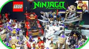 LEGO Ninjago 2015 Set Collection - BrickQueen - YouTube